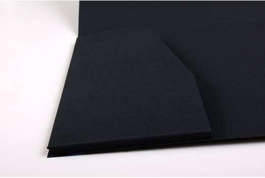 Папки с клееным карманом