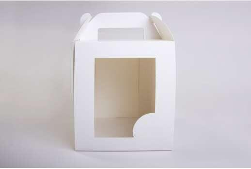 Упаковка для паски 180*160*160 мм