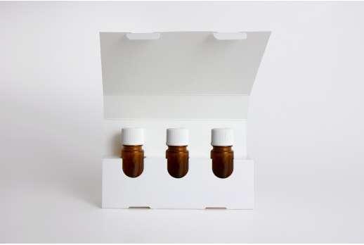 Упаковка для аромамасел 140x80x27 мм