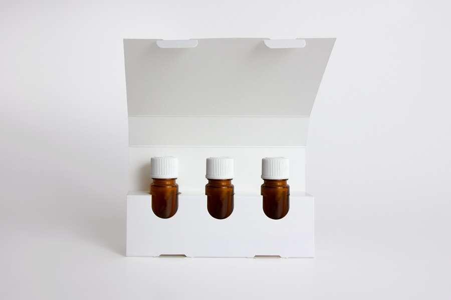 Упаковка для аромамасел