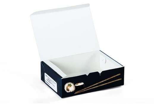 Упаковка для суши 150х105х45 мм