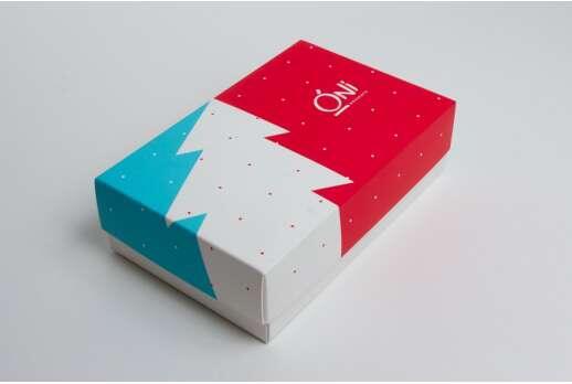 Упаковка для пирожных 190*120*55 мм