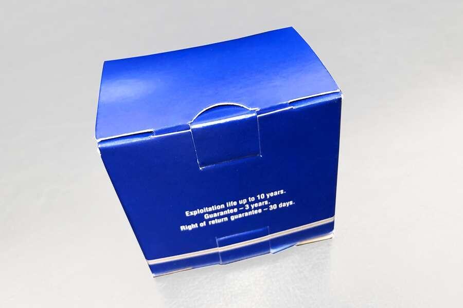 Коробка для запчастей