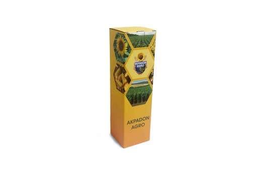 Коробка для пляшки вина 90x90x325 мм