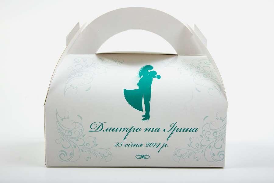 Коробка для свадебного каравая