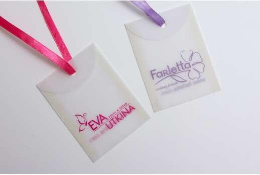 Упаковка для запасной фурнитуры с логотипом