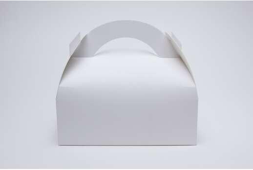 Упаковка для коровая, пирожных 160*80*145 мм