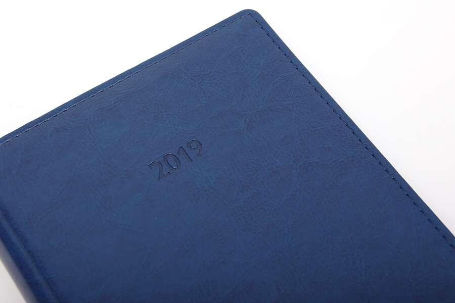 Ежедневник делового человека с логотипом