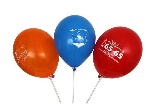 Воздушный шар диаметром 25 см, 30 см