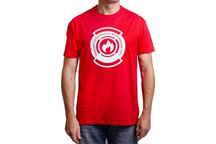 Заказать футболку со своим логотипом