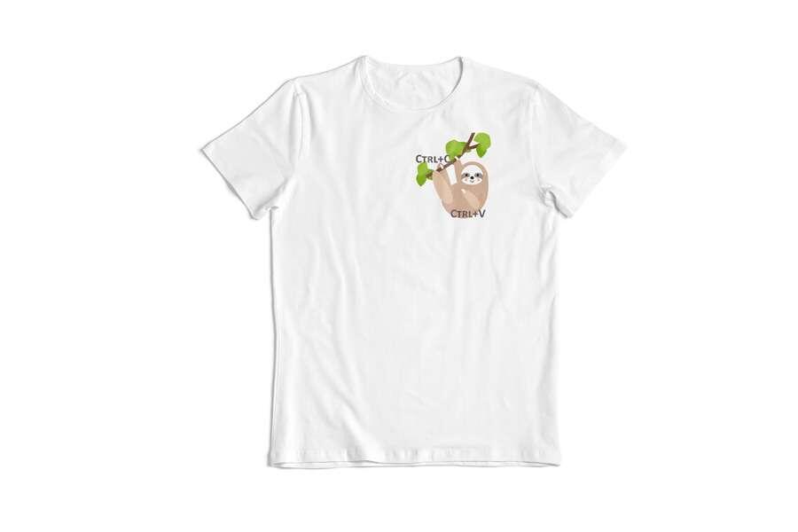 """ИT футболка """"Ctrl+C & Ctrl+V"""""""