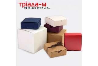 Картонная коробка, производство упаковки