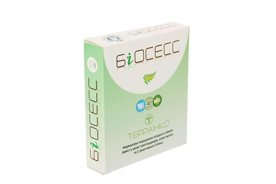 Упаковка для лекарств 105*92*20 мм