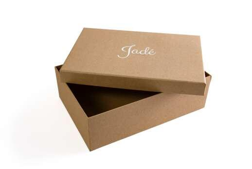 Коробки для обуви бурые 302*203*95 мм