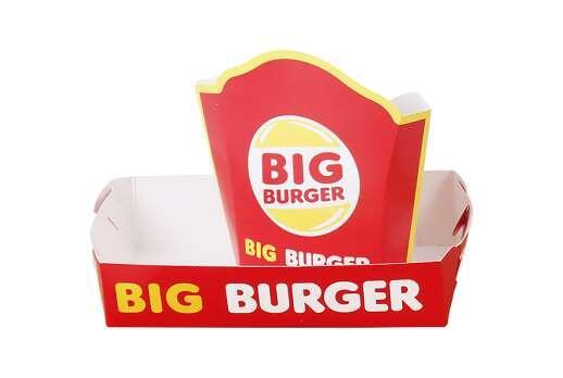 Упаковка для бургера 148x85x35 мм