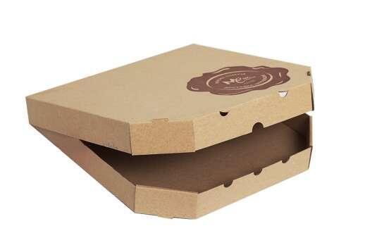Упаковка для пиццы 400х400х40 мм