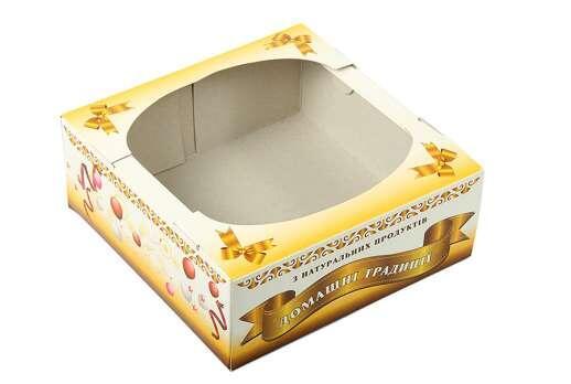 Коробка 180х180х70 мм