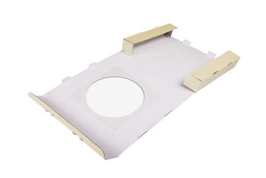 Коробка для книги 240х240x20 мм