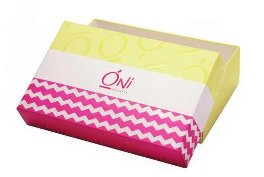 Коробка крышка+дно  240*188*55 мм
